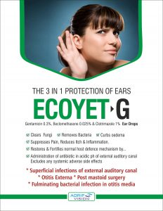 ECOYET-G EAR DROPS