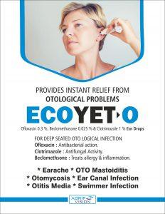 ECOYET-O EAR DROPS